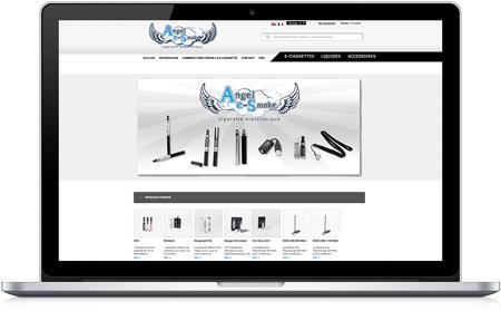 Création de boutique e-commerce